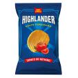 Patatina Highlander Tomato 25g San Carlo