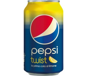Pepsi Twist Lattina 0,33 L