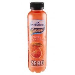 Succoso Zero Arancia+Arancia Rossa   Pet 0,4l San Benedetto [1770]