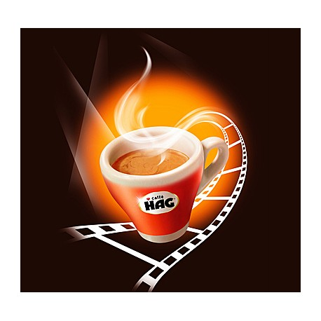 Caffe' Hag Solubile 100 Gr