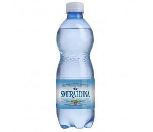 Acqua Frizzante Pet 0,5 L Smeraldina