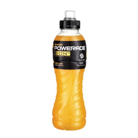 Powerade Orange Pet 0,5 L