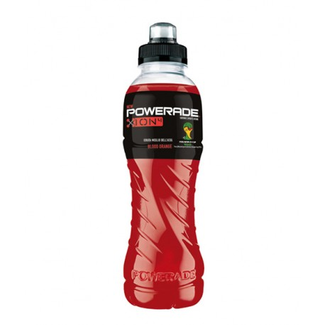 Powerade Blood Orange Pet 0,5