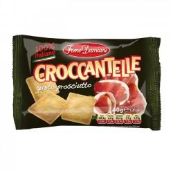Croccantelle Prosciutto 40 G Eurosnack