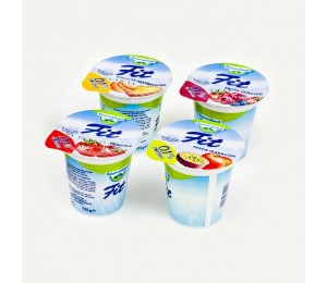 Yogurt Fit Frutta Vari Gusti 125g Bayernland T.a.