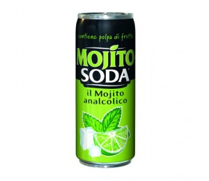 Mojitosoda Lattina Sleek 33 Cl