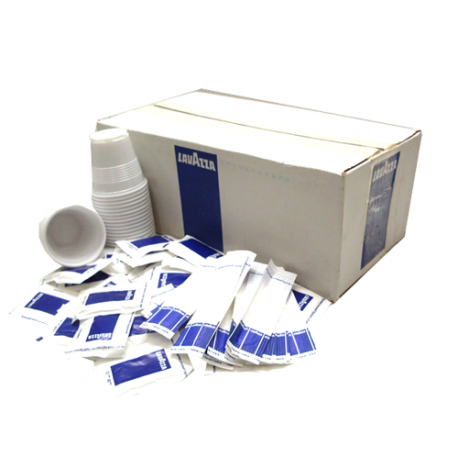 Kit accessori Lavazza 100 pz [10082014]