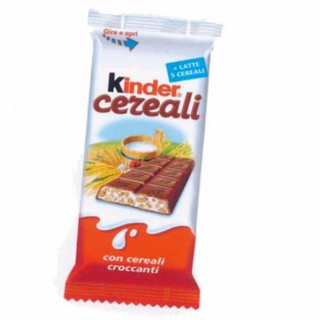 Kinder Cereali 23,5 G Ferrero PEZZI 6