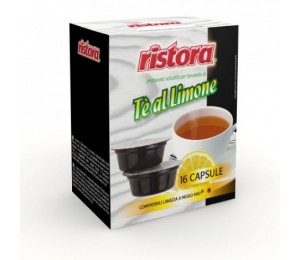 Ristora The Limone 9 gr. (A modo Mio) 0117TH88C