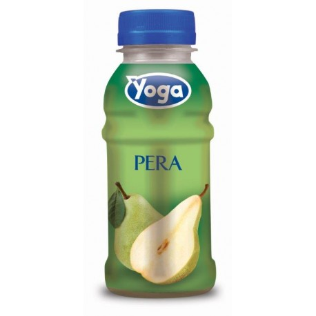 Succo Yoga Pera Pet 25cl
