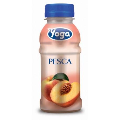 Succo Yoga Pesca Pet 25cl