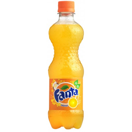 Fanta Orange Pet 0,45 L