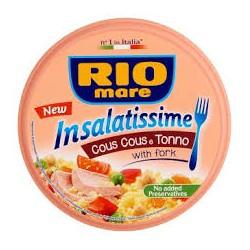 Insalatissima Cous Cous/Tonno 160 gr.