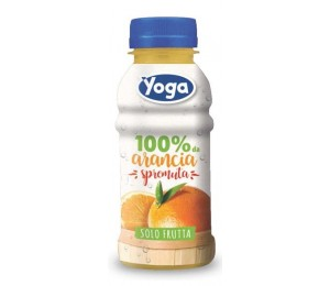 Succo d'Arancia Yoga  100% Non da Concentrato
