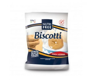 Biscotti 40/10 Senza Glutine NT FOOD