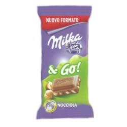 Milka Tav con Nocciole 45g
