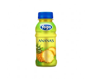 Succo Yoga Ananas Pet 25 Cl