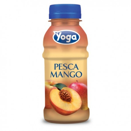Succo Yoga Pesca e Mango Pet 25cl