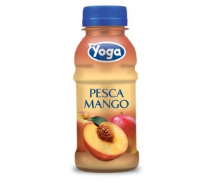 Succo Yoga Pesca e Mango Pet 25cl