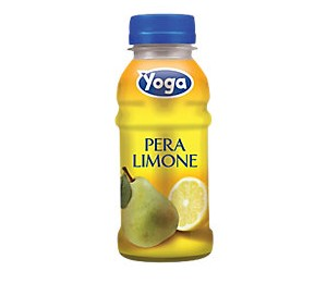 Succo Yoga Pera/limone Pet 25 Cl