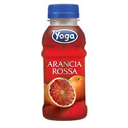 Succo Yoga Arancia Rossa Pet 25 Cl