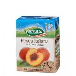 Valfrutta Pesca Brick 200ml