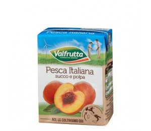 Valfrutta Pesca Brick 200ml