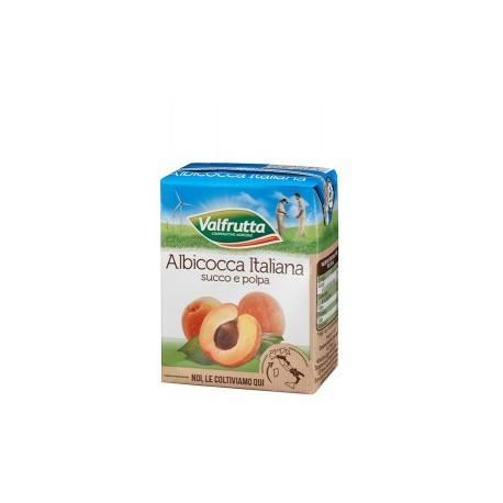 Valfrutta Albicocca Brick 200ml