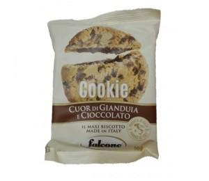 Cookies Cuor di Gianduia Falcone gr.50