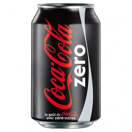 Coca Cola Zero Lattina 33 Cl
