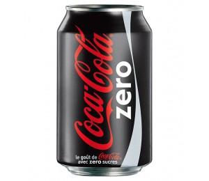 Coca Cola Zero Lattina 33 Cl