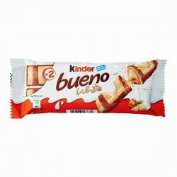 Kinder Bueno WHITE 43 G Ferrero