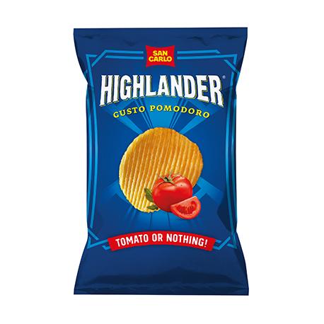 San Carlo Patatina Highlander Tomato 25g