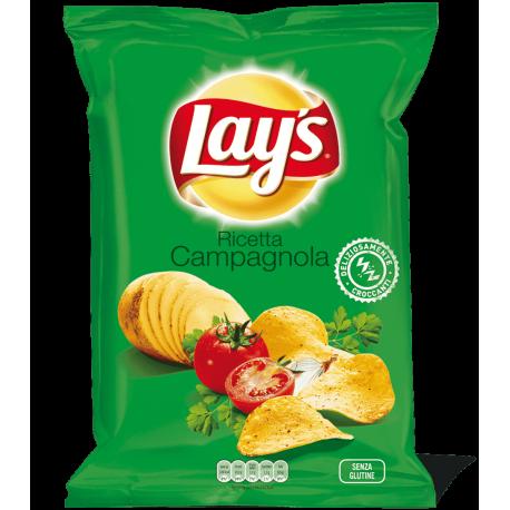 Patatina Lays CAMPAGNOLA  44 GR