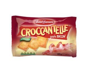 Croccantelle Bacon 40 G Eurosnack