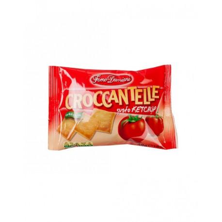 Croccantelle Ketchup 40 G Eurosnack