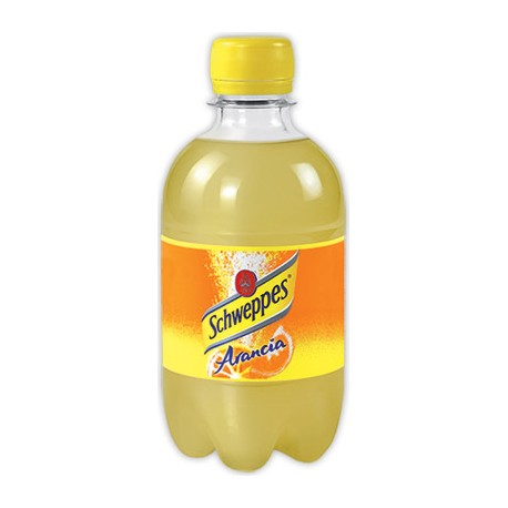 Schweppes Arancia Pet 33 Cl