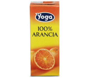 ARANCIA 100%  YOGA BRICK 200ML [047843]