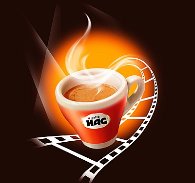 Caffe' Hag Solubile 100 Gr - Vending Geos