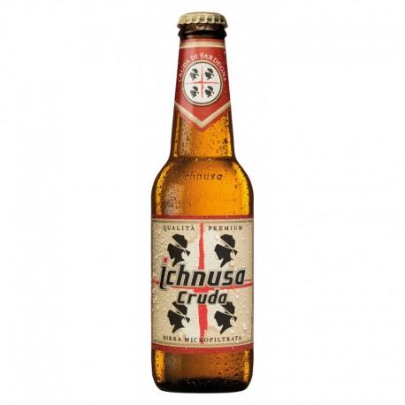 Birra Ichnusa Cruda 0,33 L VAP