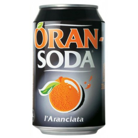 Oransoda Lattina 33 Cl