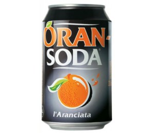 Oransoda Lattina 33 Cl