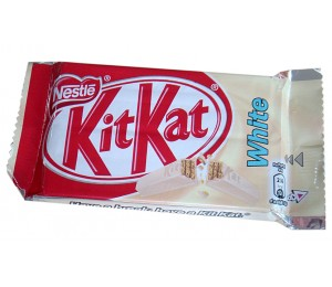 Kit Kat White Nestle' 41.5 Gr