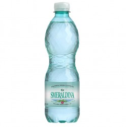 Acqua Naturale Smeraldina Pet 0,5l