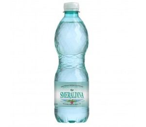 Acqua Naturale Pet 0,5l Smeraldina