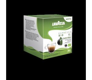 Compatibile Dolce Gusto Espresso BIO CAPS 6 CT CF 16 PZ (2322)