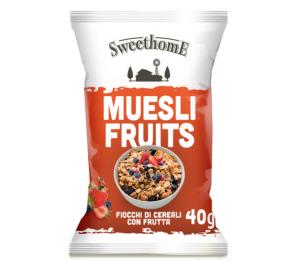 Muesli alla Frutta Monodose - 40 gr