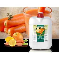 Tanica Arancia - Carota - Limone PE da KG 7 Cartone da 2 Pz