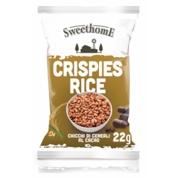 Sweethome  Rice Choco CrispiesMonodose - 22 gr