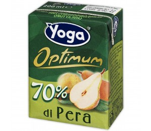 Yoga Optimum Brick Pera 200ml